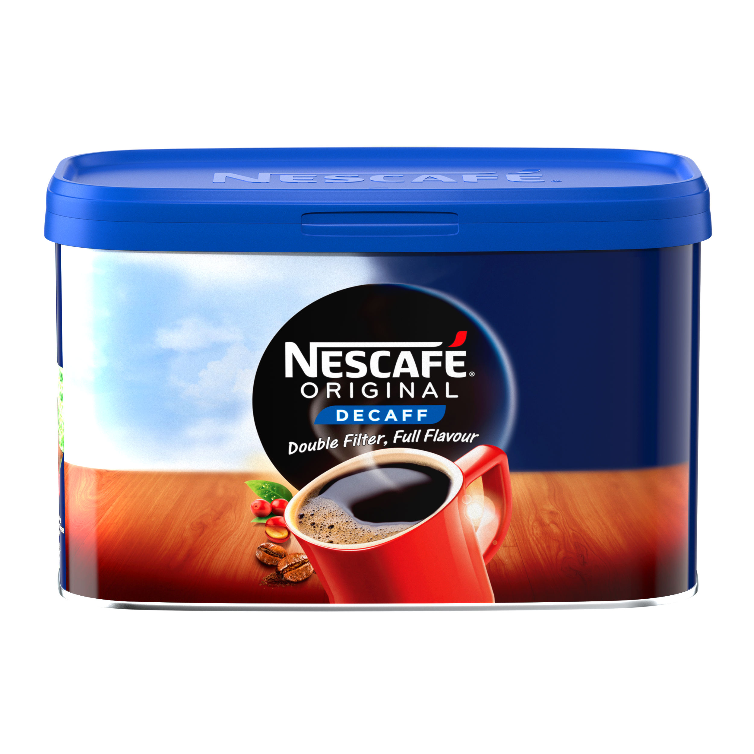 Nescafe Instant Arabica Coffee Nescafe Decaffeinated Instant Coffee 500g 12315569 Uoe