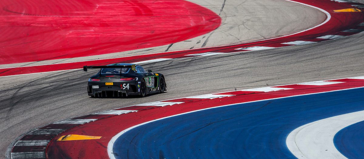 Blancpain GT World Challenge America March Circuit of The Americas