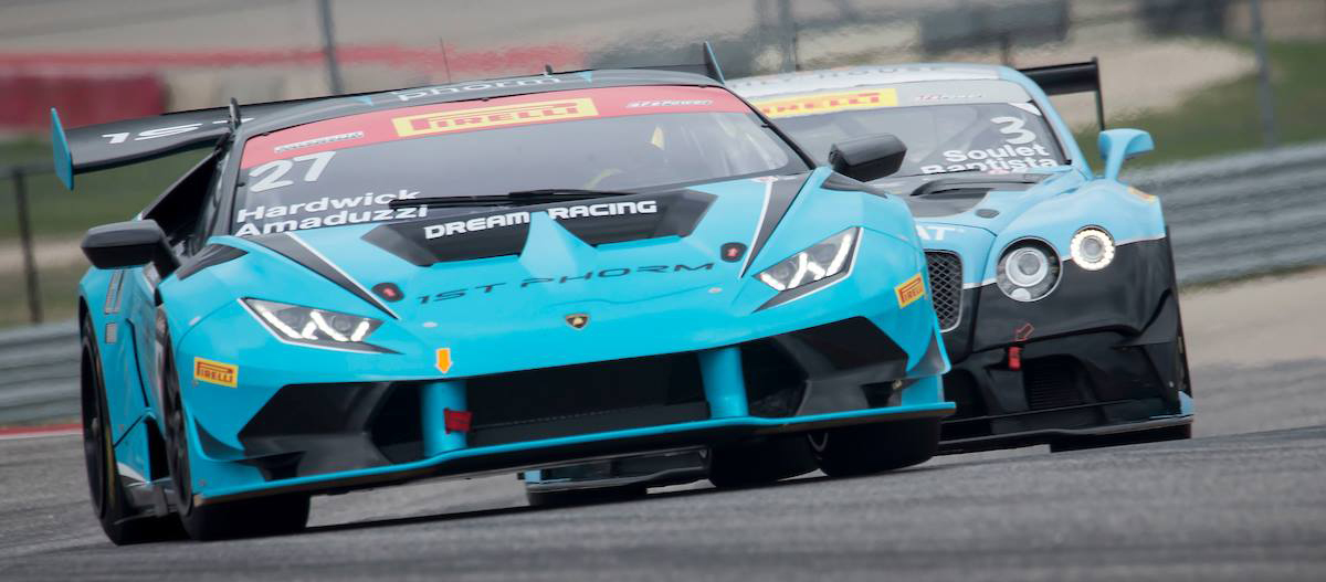 Blancpain GT World Challenge America March Circuit of The