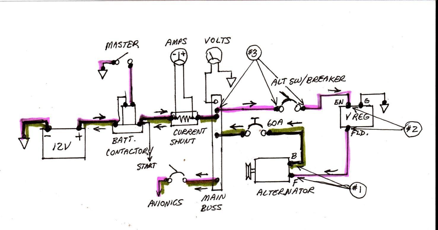 Cessna 150 Alternator Wiring Diagram Simple Repair Auto Starter