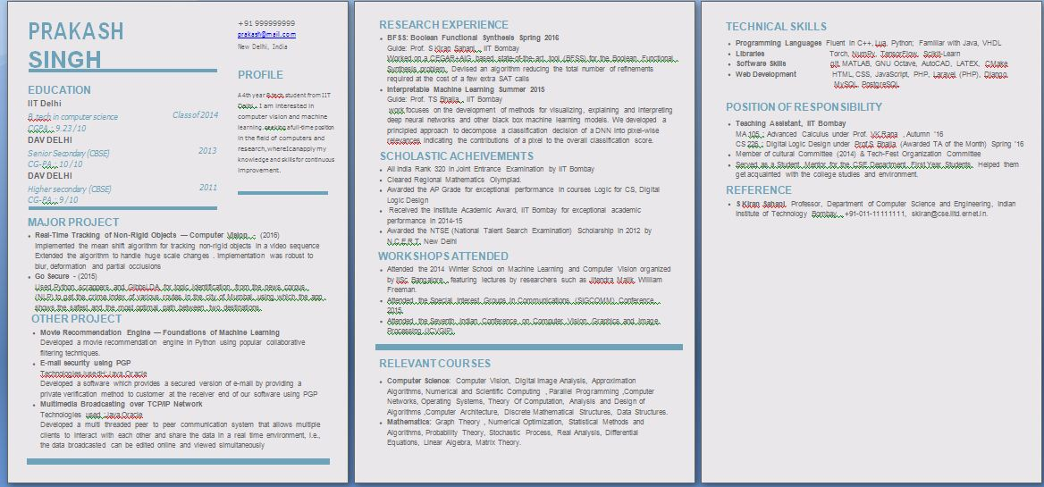 Free Fresher Resume Format Download in Ms Word \u2013 Btech Engineer - resume format for engineering freshers