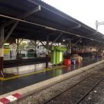 Train Travel: From Bangkok to Bang Pa-In