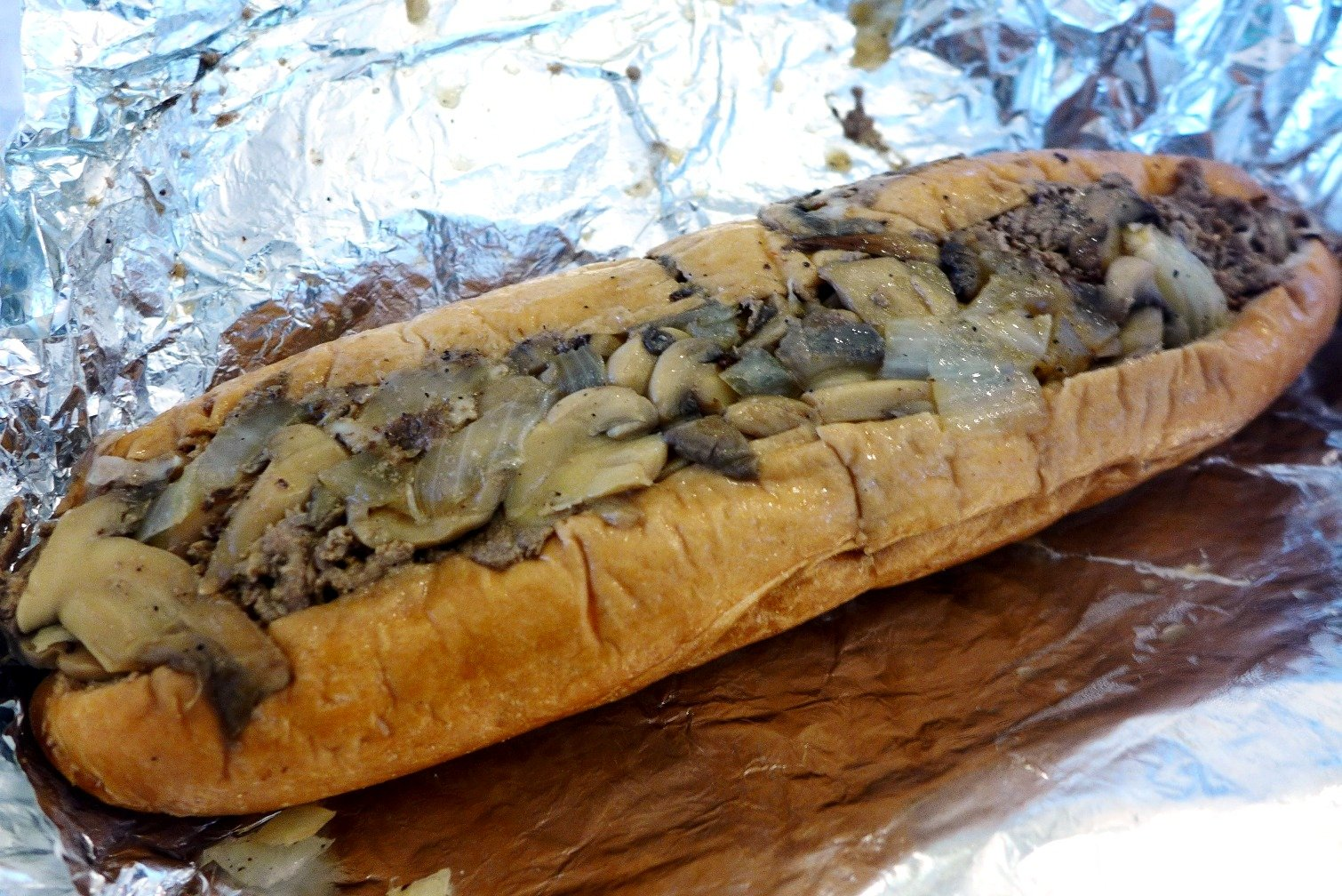 Philly Cheesesteak; Philadelphia; What to eat in the U.S.