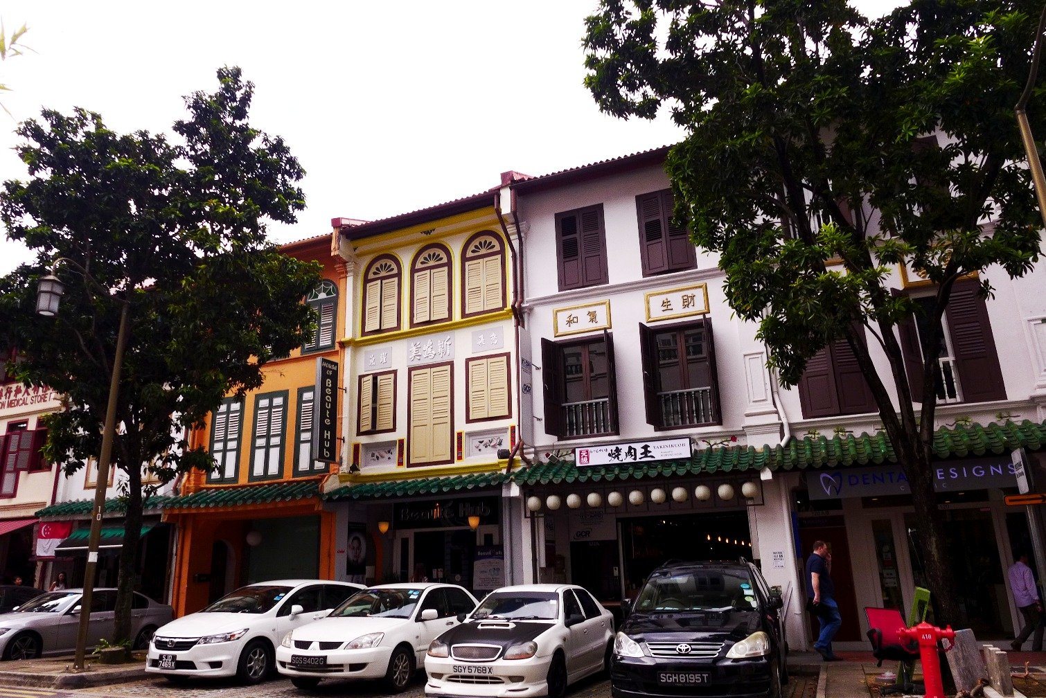 Singapore Chinatown itinerary; D.I.Y. Singapore; Singapore itinerary; Singapore travel; D.I.Y. Singapore Chinatown Walking Tour