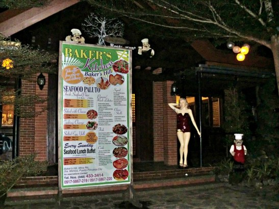 Baker's Hill, Puerto Princesa