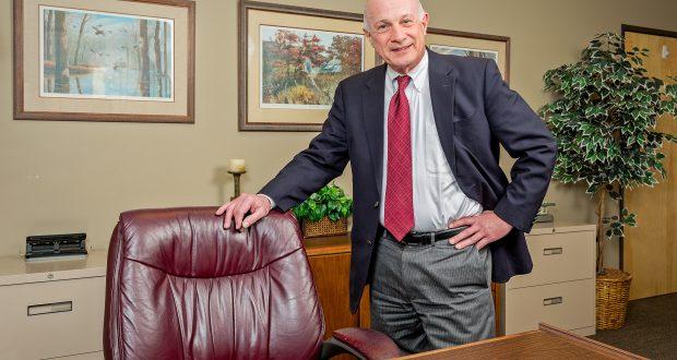 Business Broker Laska Likes Eagle Office View \u2013 Eagle Magazine