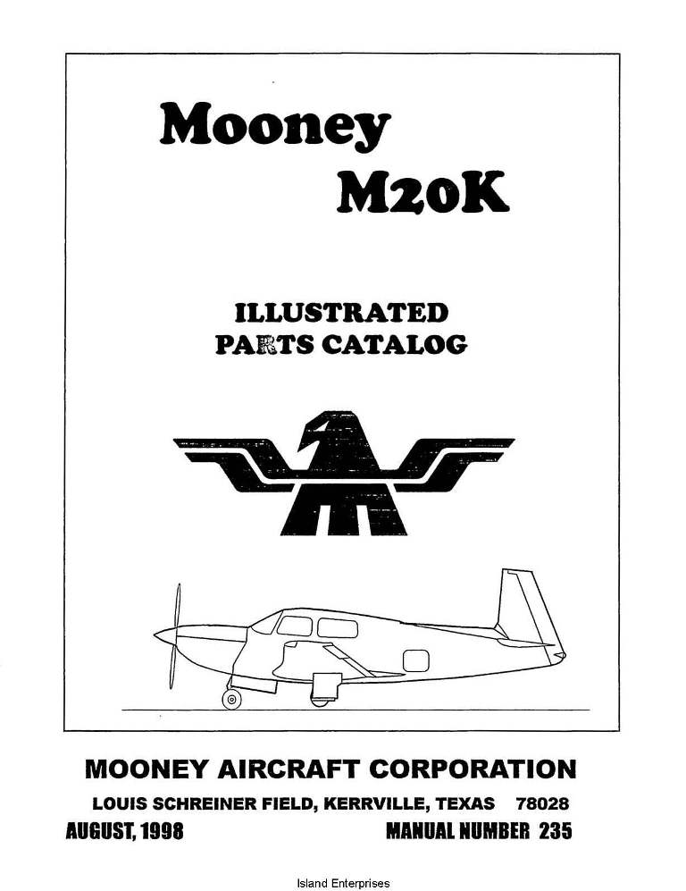 Cessna 182 Illustrated Parts Catalog 182SPC23