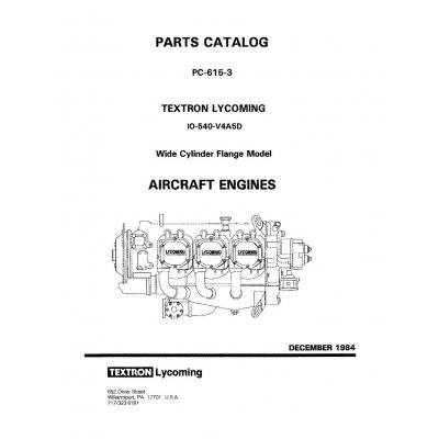 Cessna 150 1963-69 Illustrated Parts Catalog