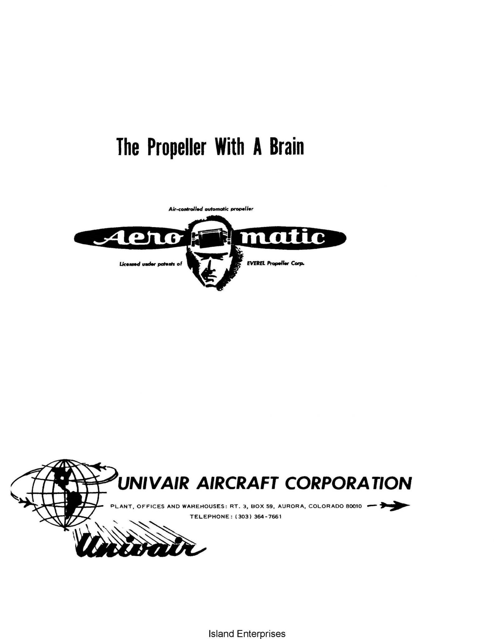Hartzell Manual 149 (61-00-49) Propeller Owner's Manual