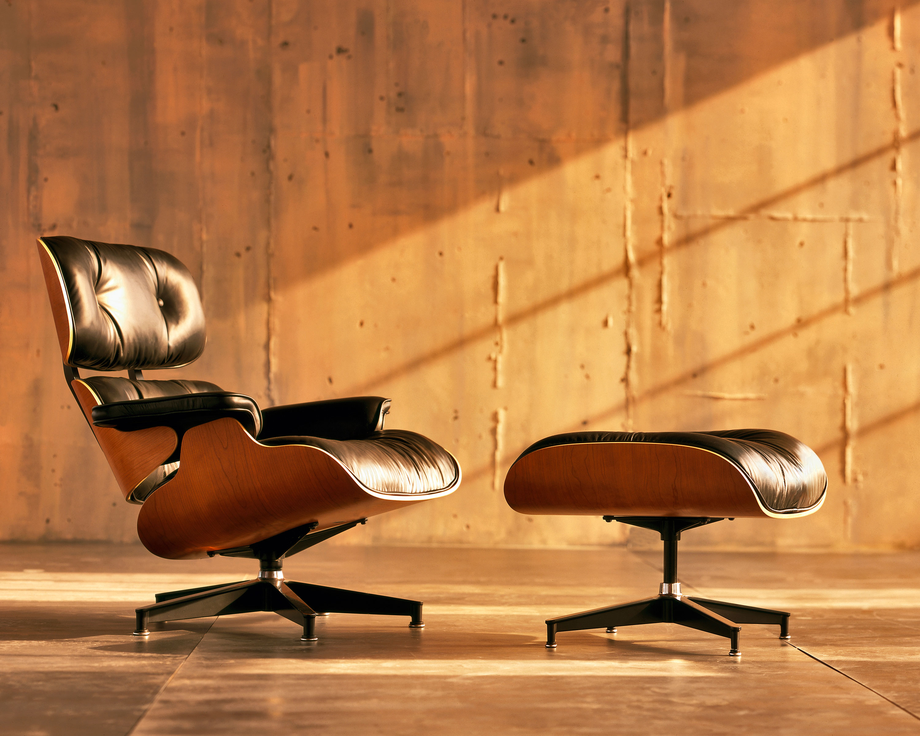 Lounge Chair Eames Replica Of Eames Lounge Chair And Ottoman | Find And Buy