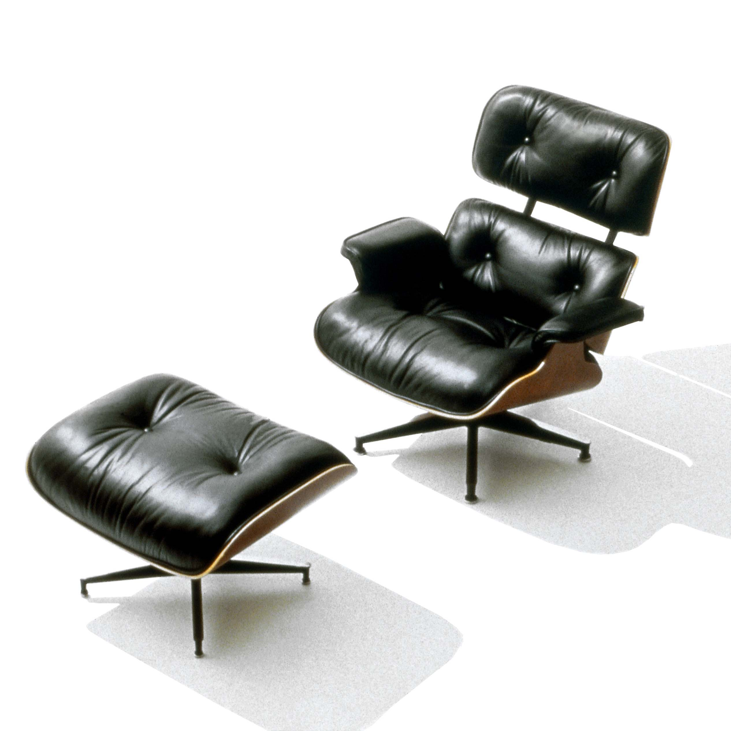 Chair Eames Eames Lounge Chair And Ottoman | Eames Office