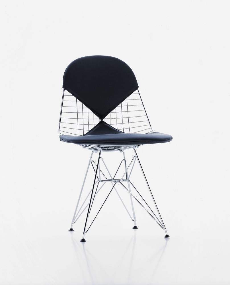 Silla Charles Eames Wire Chair Eames Office