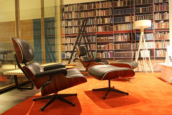 Charles Ray Eames Chair Eames Lounge Chair | Another Eames Store