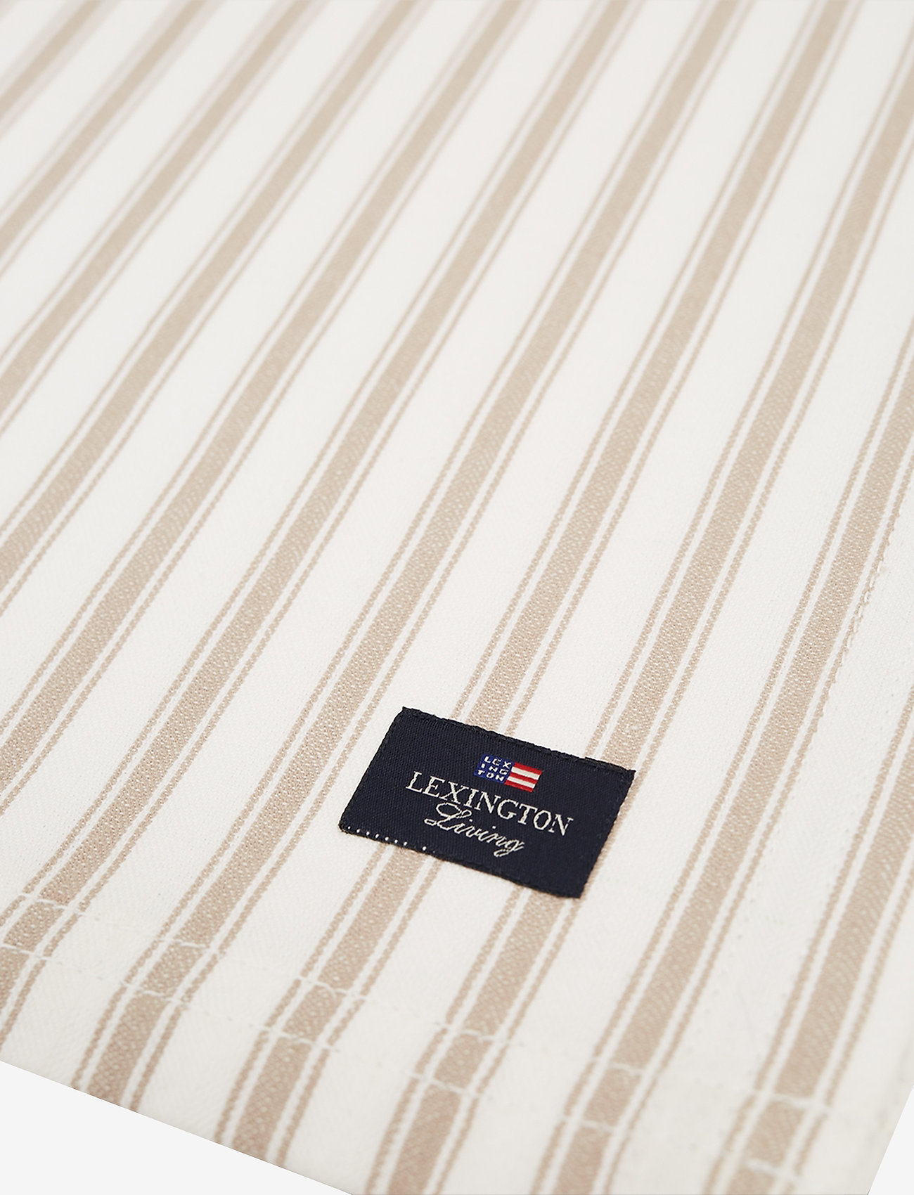Lexington Home Icons Cotton Herringbone Striped Runner Tischdecken Tischläufer Boozt Com