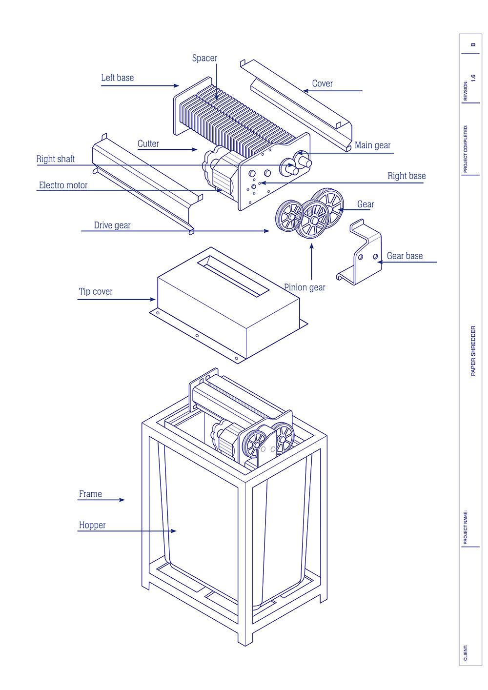 office wiring diagram