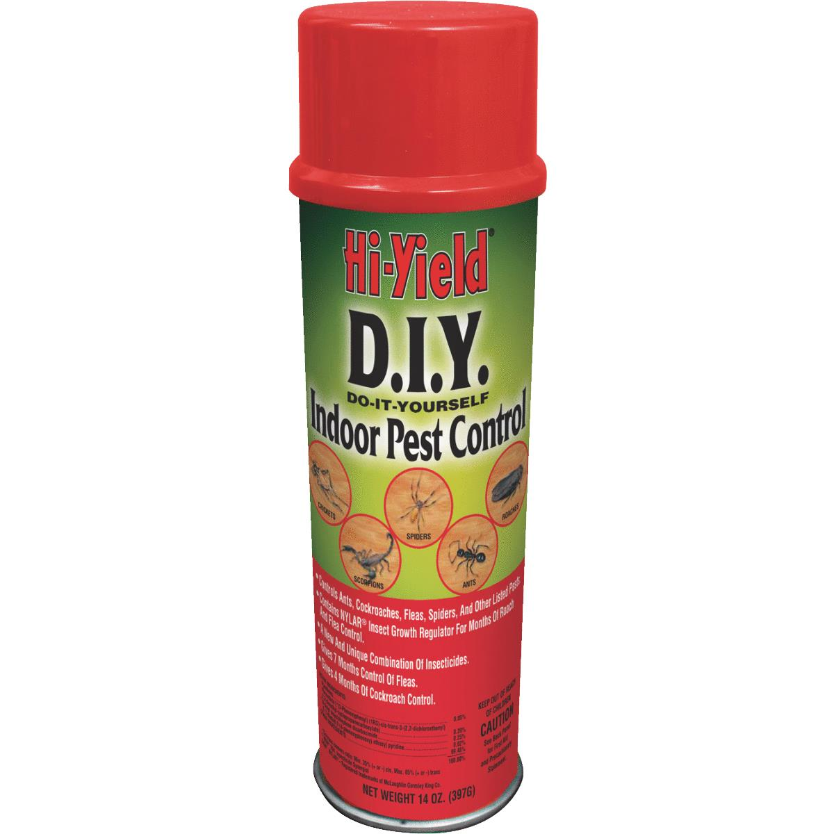 Diy Pest Control Supplies Hi Yield D I Y Indoor Pest Control Insect Killer 14 Oz Aerosol Spray