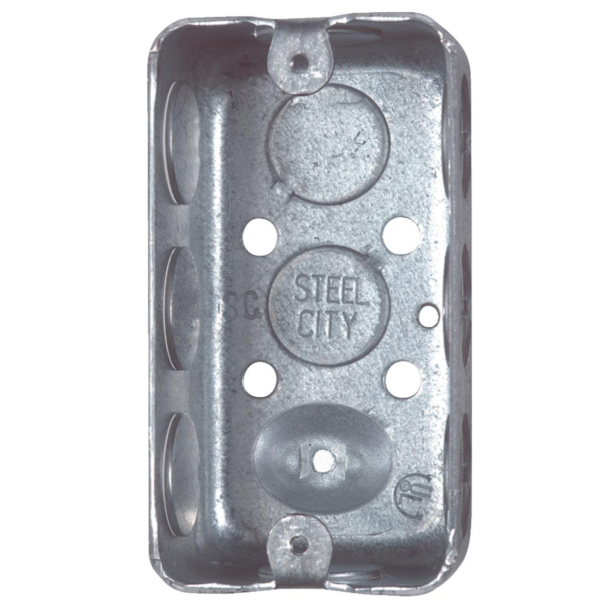 Buy Steel City Handy Box Metallic