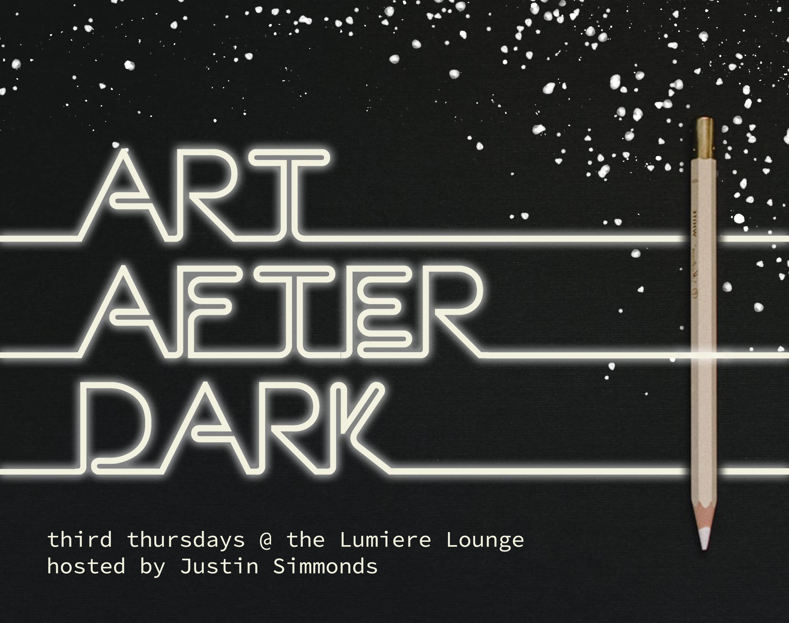 After Drk Art After Dark In The Lumière Lounge Strand Marietta Strand