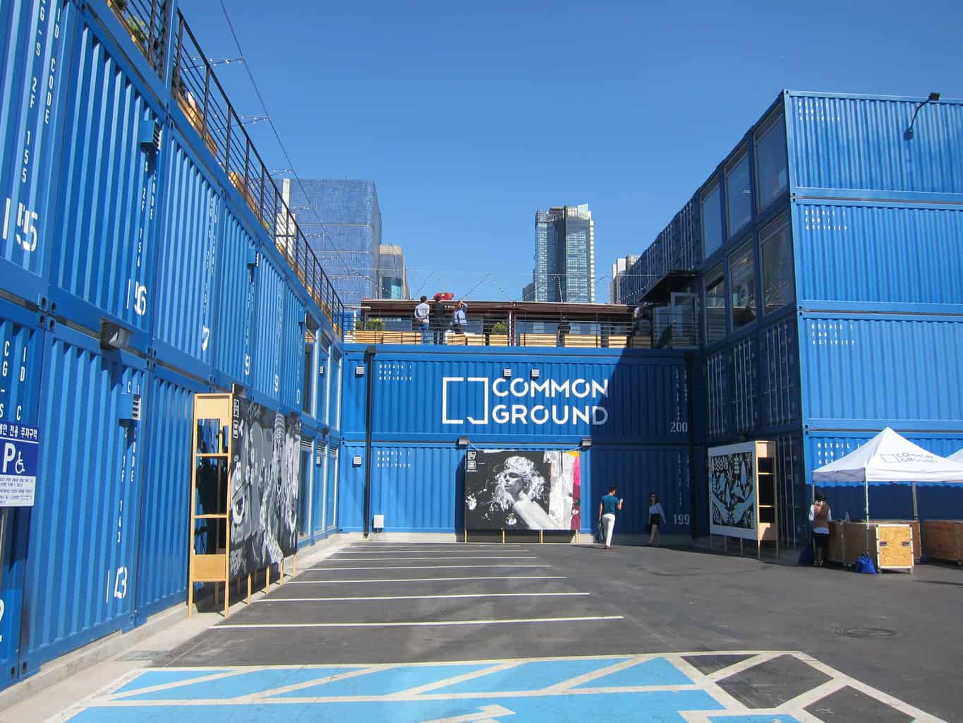 [Seoul] The Popped-Up Container Mall - Common Ground (커먼 ...