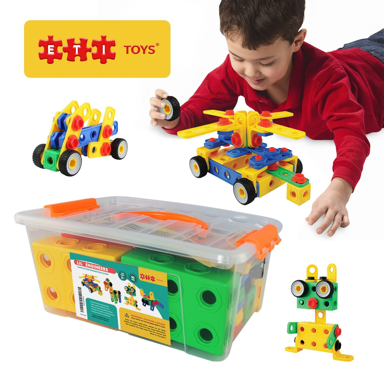 Construction Engineering Building And The Best Engineering Toys For Kids Early Childhood Education Zone