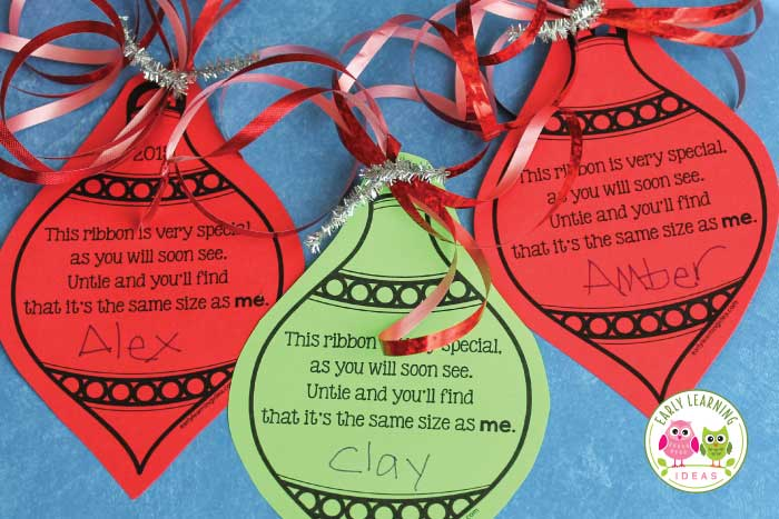 A Simple Parent Gift Free Christmas Ornament Printable - Early