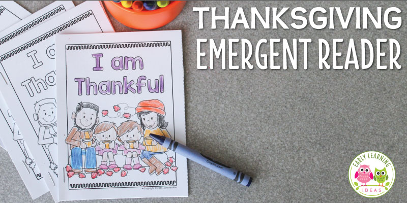 Thanksgiving Archives - Early Learning Ideas
