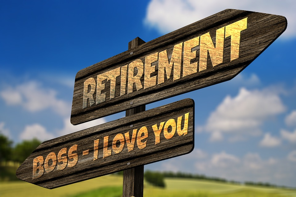 The Road To Retirement -