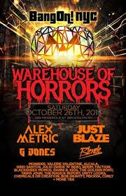 warehouse of horrors