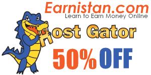 Get 50% off on all Hostgator web hosting plans
