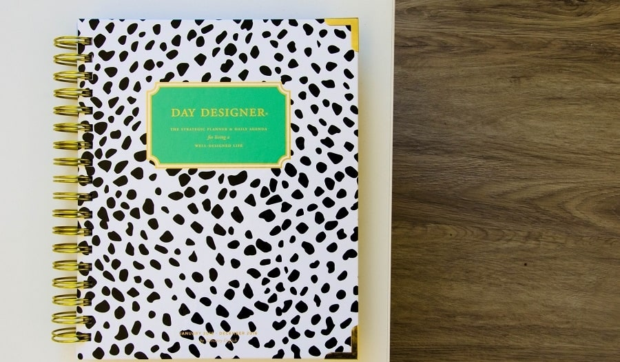 Why Every College Student Needs a Day Designer Planner - Earn Spend Live