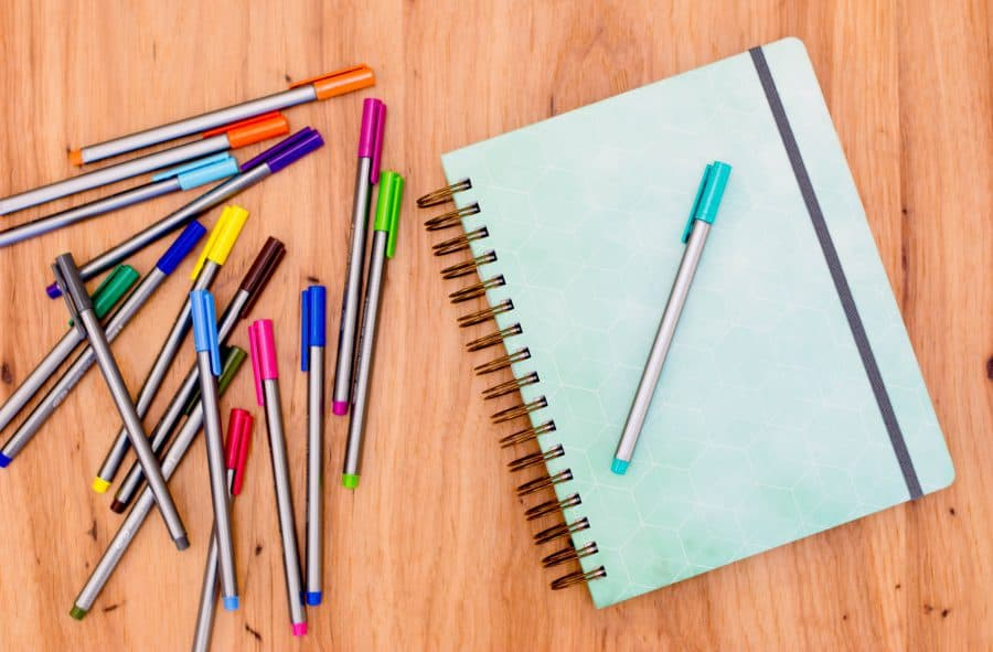 The Best Planners for Students - Earn Spend Live