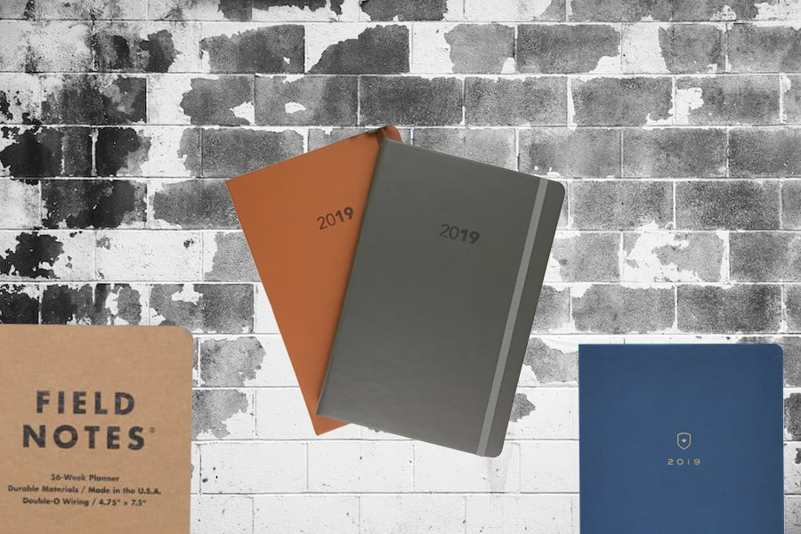 The 6 Best Planners for Men - Earn Spend Live
