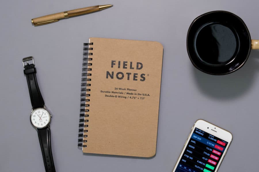 The 6 Best Planners for Men - Earn Spend Live - college planner organization