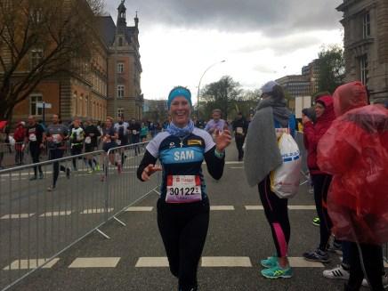 Hamburg Marathon Womens Race Sammelbox