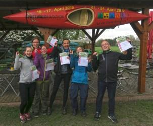 Spreewaldmarathon GEschafft