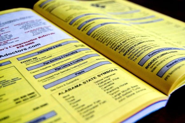 Recycling Mystery Phone Books Earth911