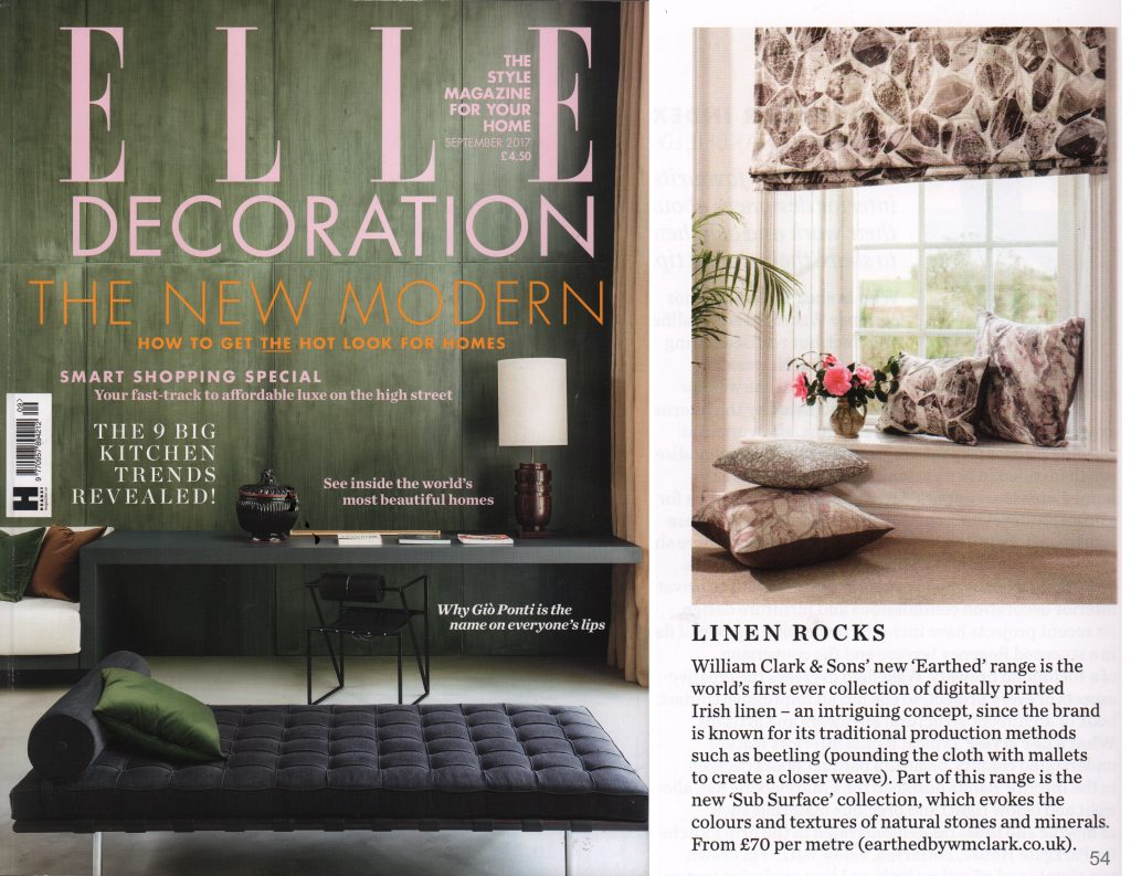 Decoration Elle Elle Decoration 2017 Earthed By Wm Clark