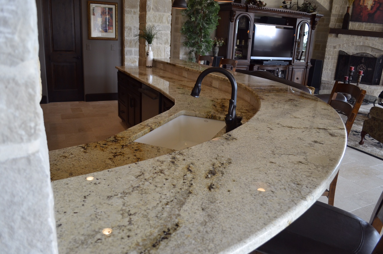 Recycled Glass Countertops San Antonio Home Earth Stone Granite