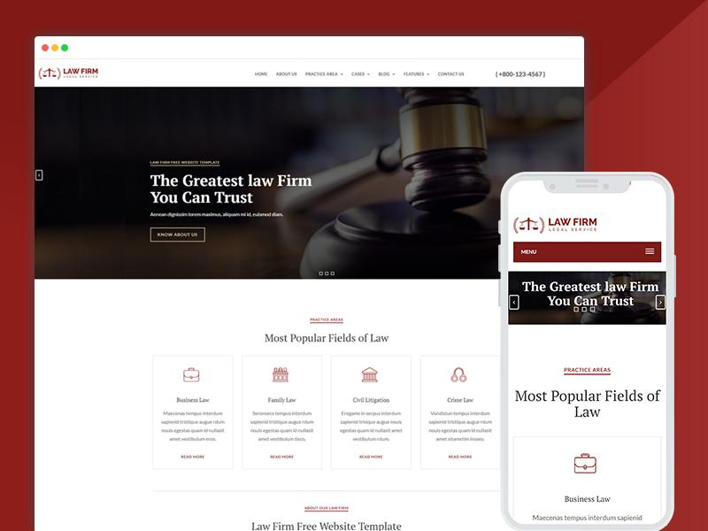 Property Management Websites Templates | cvfree.pro