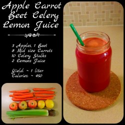 Small Of Celery Juice Recipe