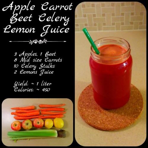 Medium Of Celery Juice Recipe