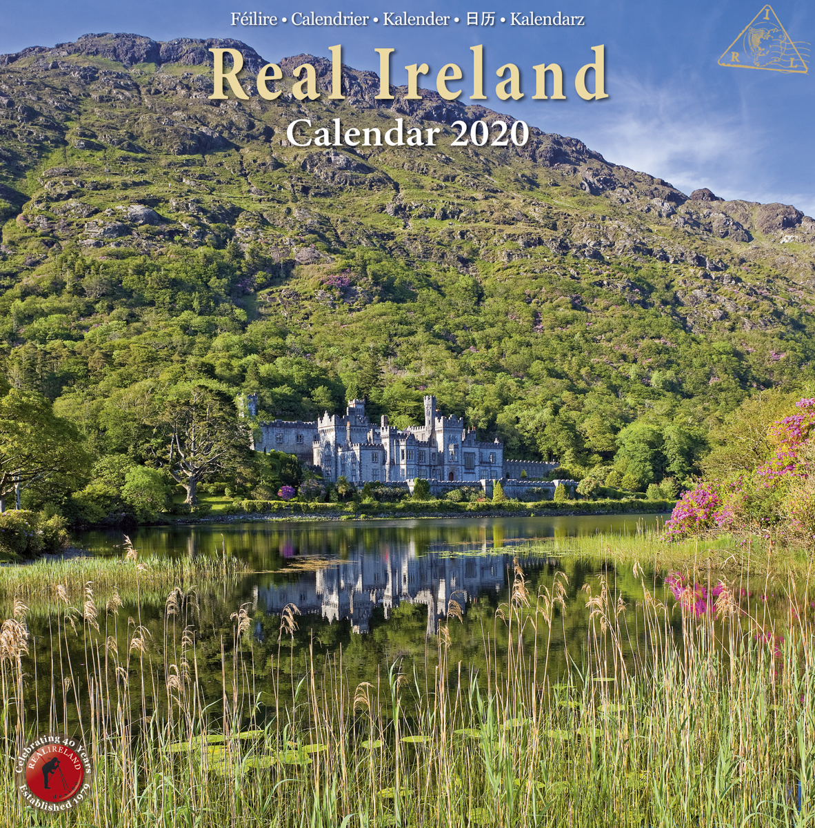 Art Wolfe Kalender Ireland Themed Calendars