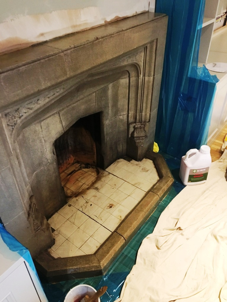 Cleaning A Fireplace Stone Fireplace Cleaning And Maintenance Information Tips And