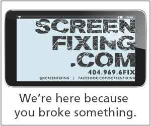 Screen Fixing