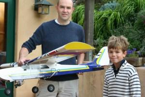 Chris Anderson & DIY Drone