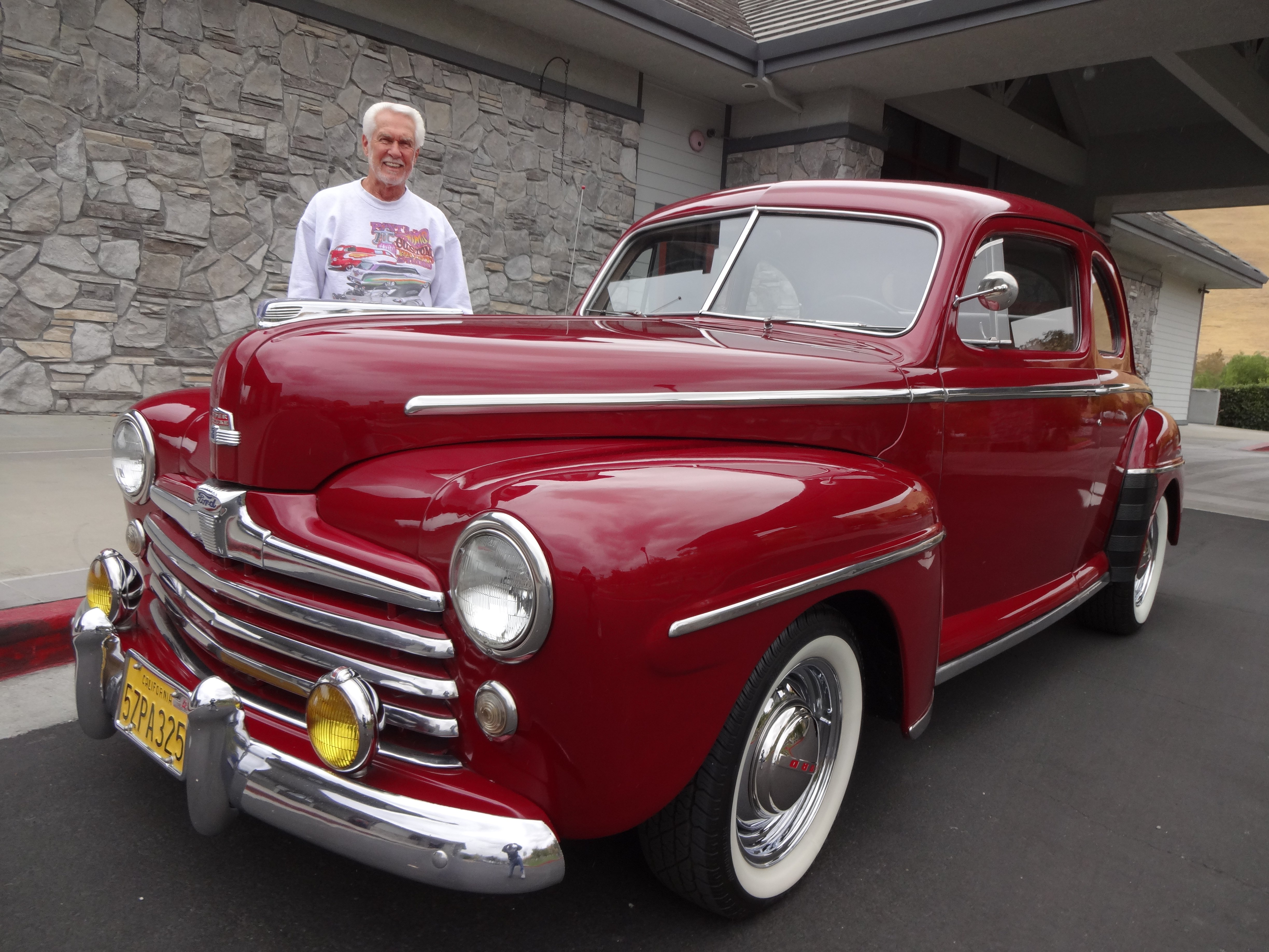 Coupe Ford Me My Car 1948 Ford Coupe Beautifully Restored