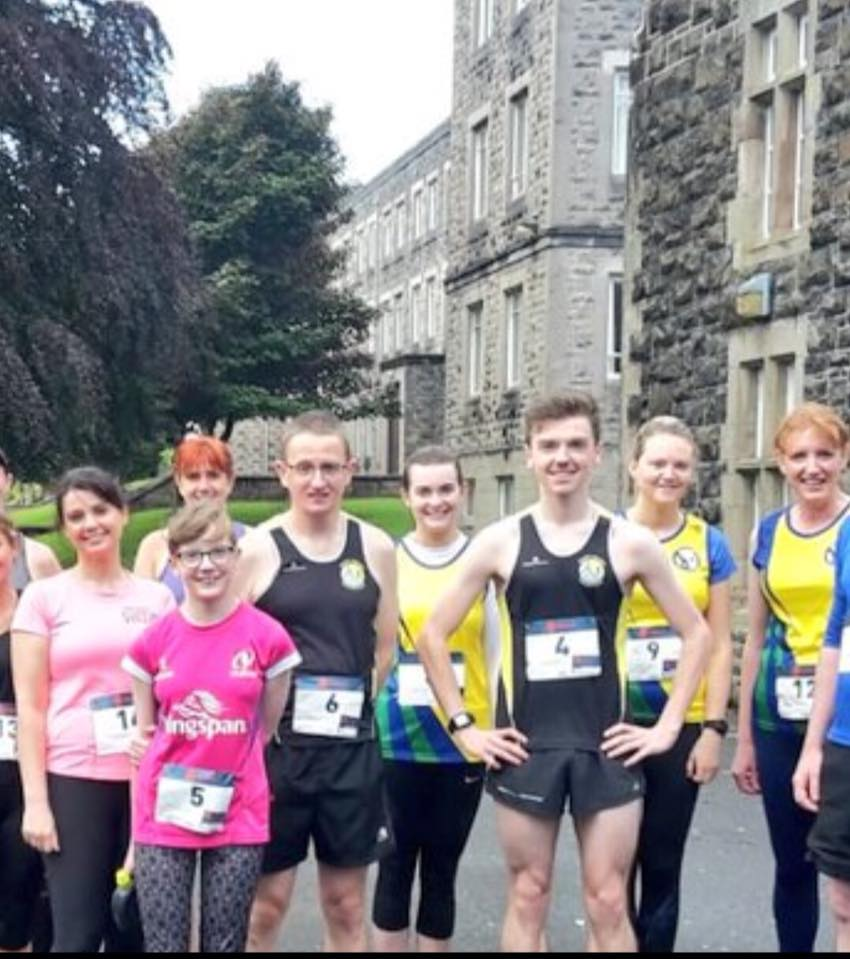 Couch To 5k Newtownards East Coast Athletic Club News Archive 2018