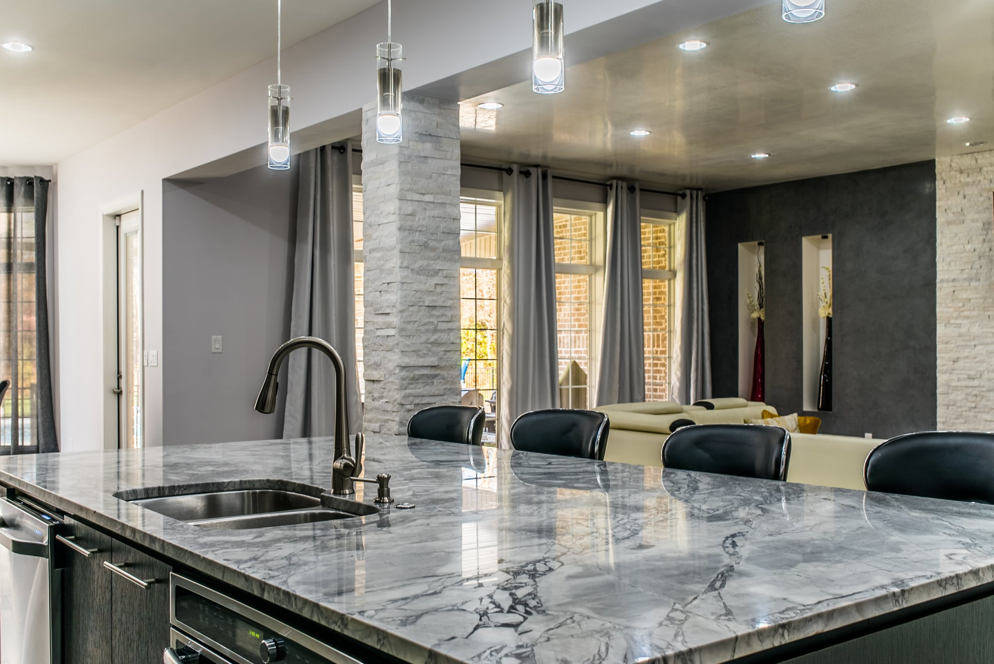 Marble Kitchen Marble Countertops In Columbia, Sc – Your Dream Space