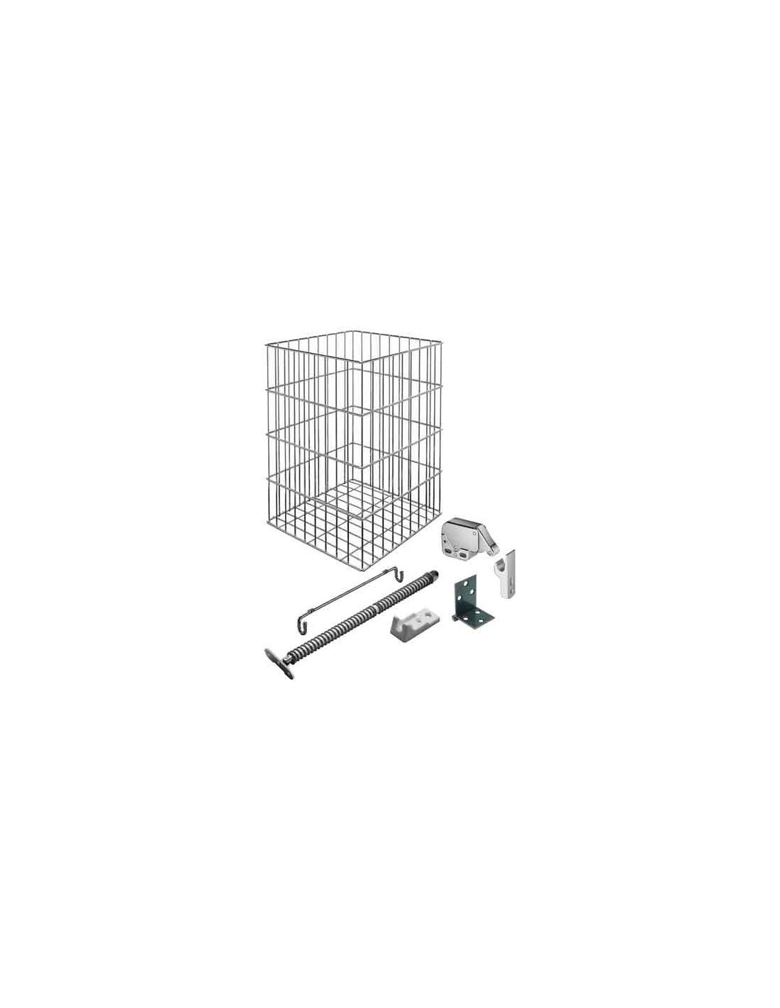 Chrome Laundry Basket Laundry Basket Chrome Wire And Fitting Kit Can Be Shelf
