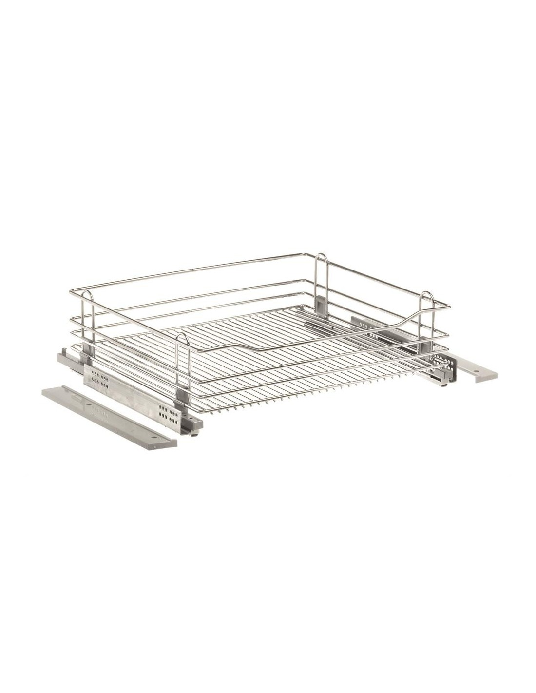Pull Out Basket 54023202 Pull Out Baskets Chrome Linear Wire For Kitchen